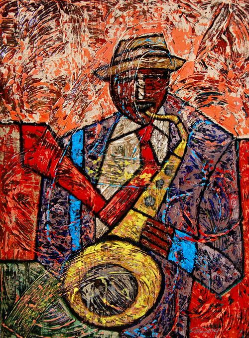 Jazz intransitiion gerald ivey