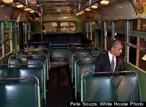 Obamaonparkbus